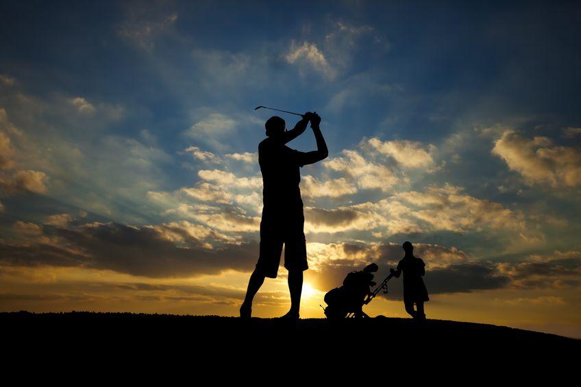 月でゴルフをした人がいる雑学