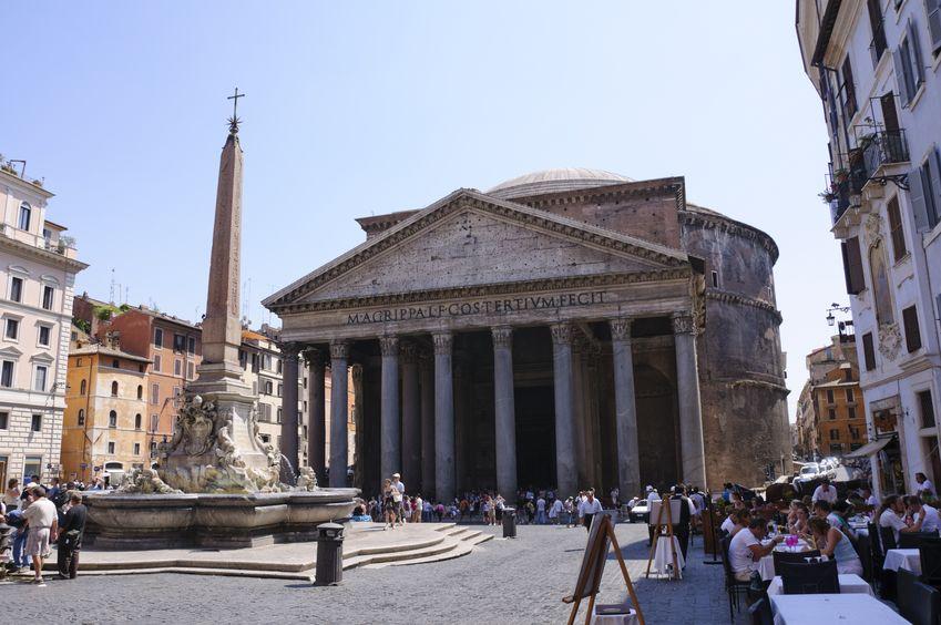 古代ローマ人の過食嘔吐に関する雑学