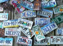 好きな番号のナンバープレートを入手する方法に関する雑学