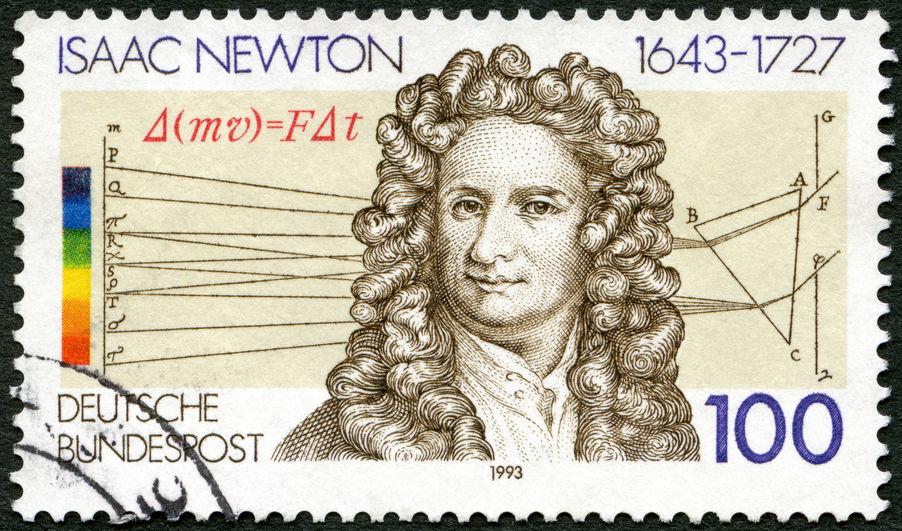ニュートンが猫用のドアを発明したという雑学