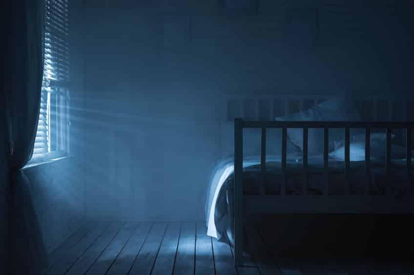 アメリカでは毎年、600人がベッドから落ちて亡くなっているということに関する雑学