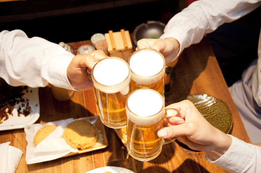 お酒のちゃんぽんに関する雑学
