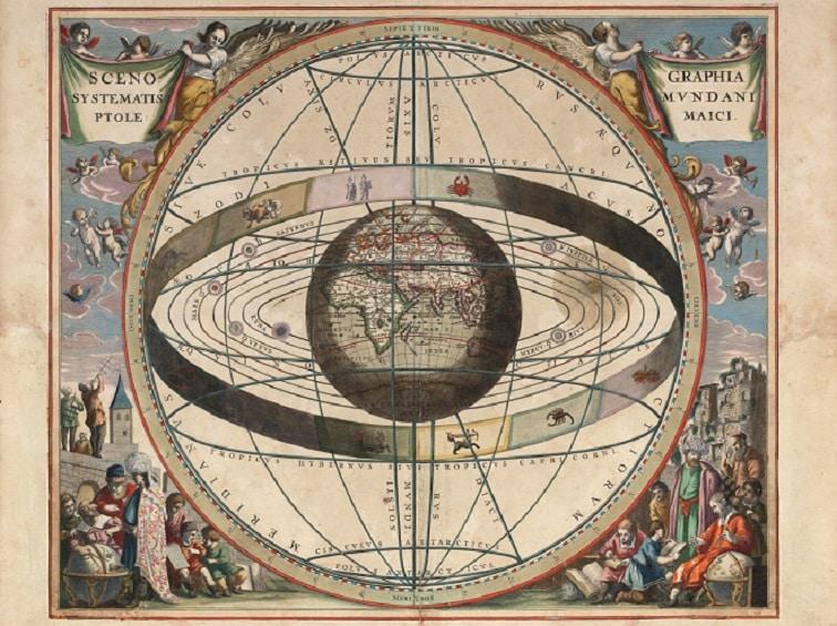 「天動説」が間違いと気付くのに360年かかったということに関する雑学