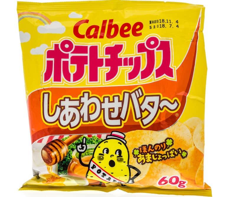 お菓子メーカー「カルビー」のカルビーって何?に関する雑学