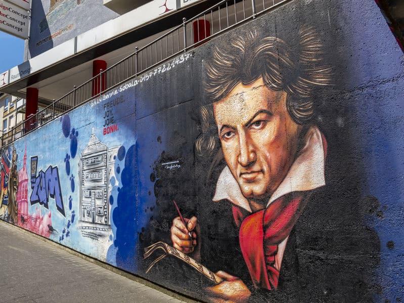 ベートーベンは人生で約80回引っ越ししたことに関する雑学