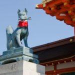 神社に置かれている狛犬は、犬ではないという雑学