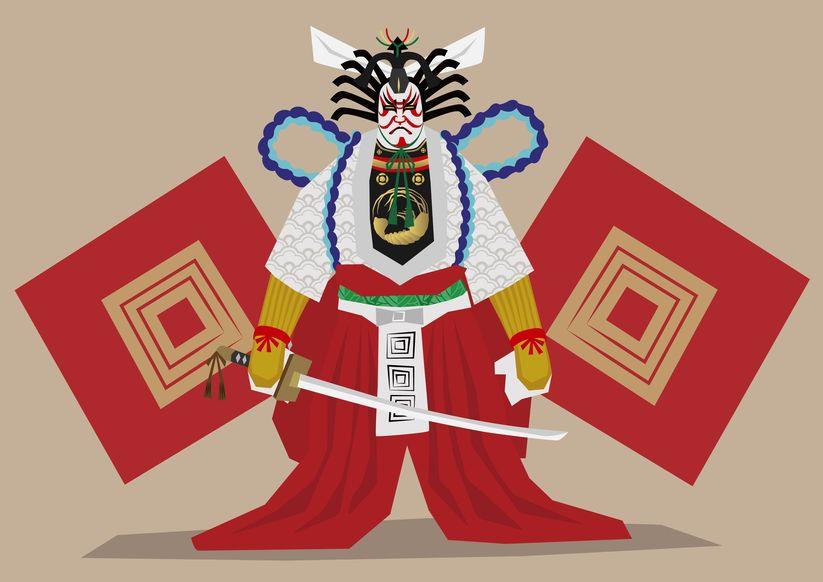 色々ある歌舞伎由来の言葉というトリビア