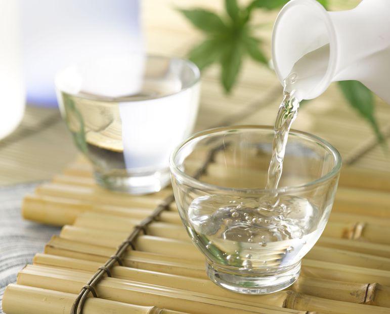 日本酒でできた金平糖があるというトリビア
