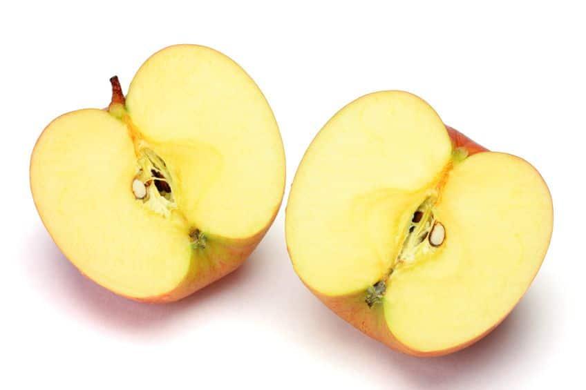 リンゴが変色する理由についてのトリビア