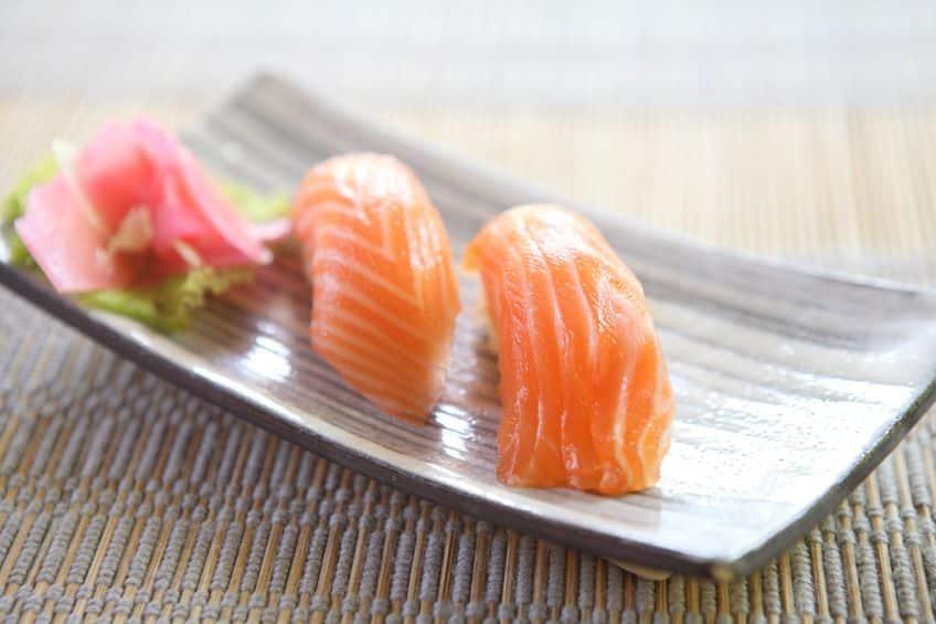 握り寿司が2個ずつ出される理由は?に関する雑学