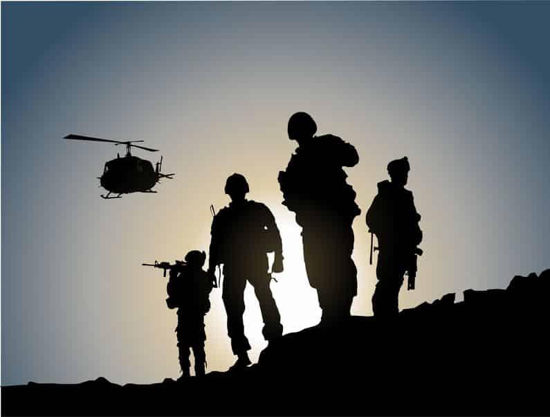 戦時中にはアメリカ兵がアイスを持ち込んでいたというトリビア