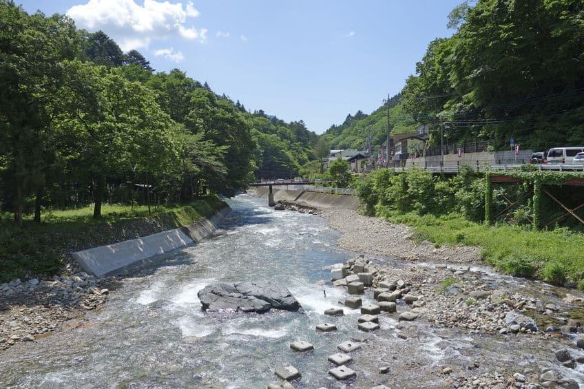 日本でも2番目に長い利根川
