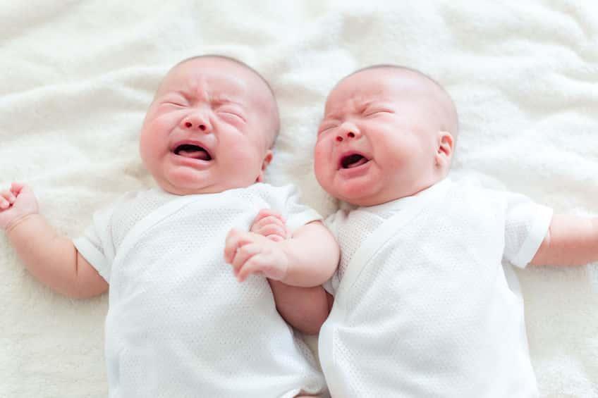 赤ちゃんが涙を流さない理由に関する雑学