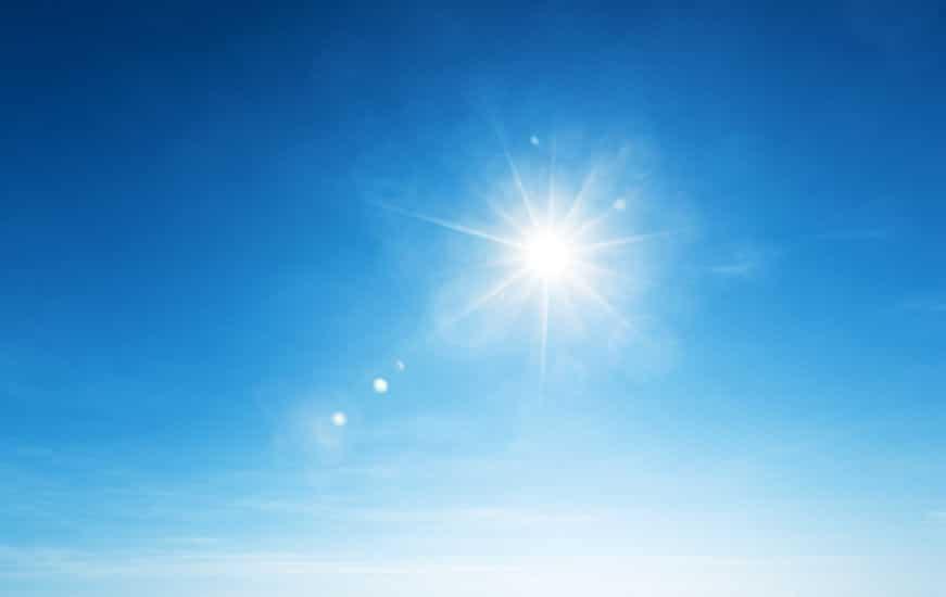 オーロラの発生は太陽風が影響しているというトリビア