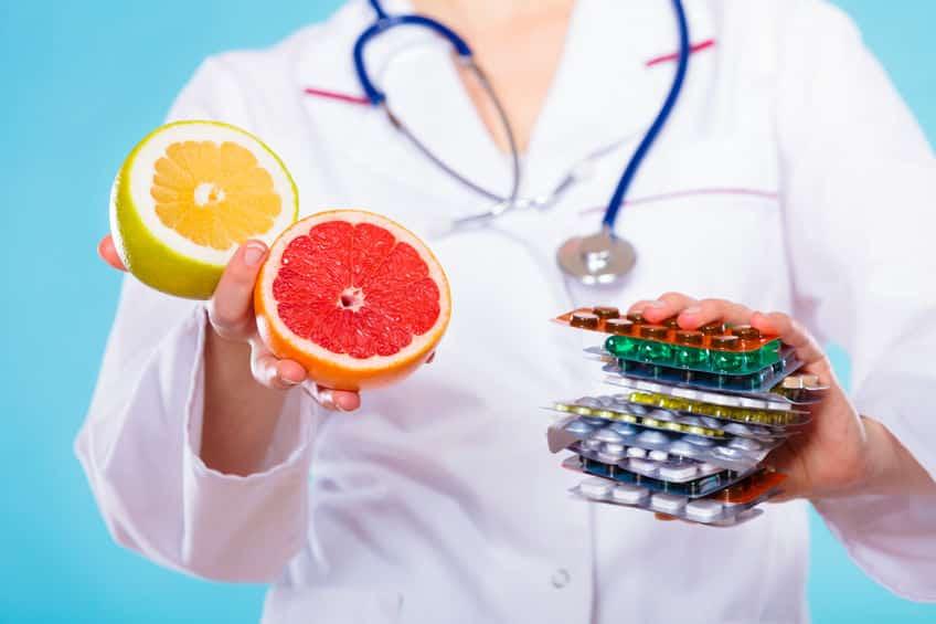 グレープフルーツと睡眠導入薬を一緒に服用するのは危険という雑学