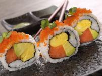 「カルフォルニアロール」はアメリカ生まれのお寿司という雑学