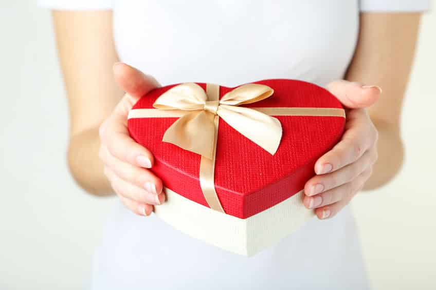 バレンタインデーにチョコを送るのは日本だけという雑学