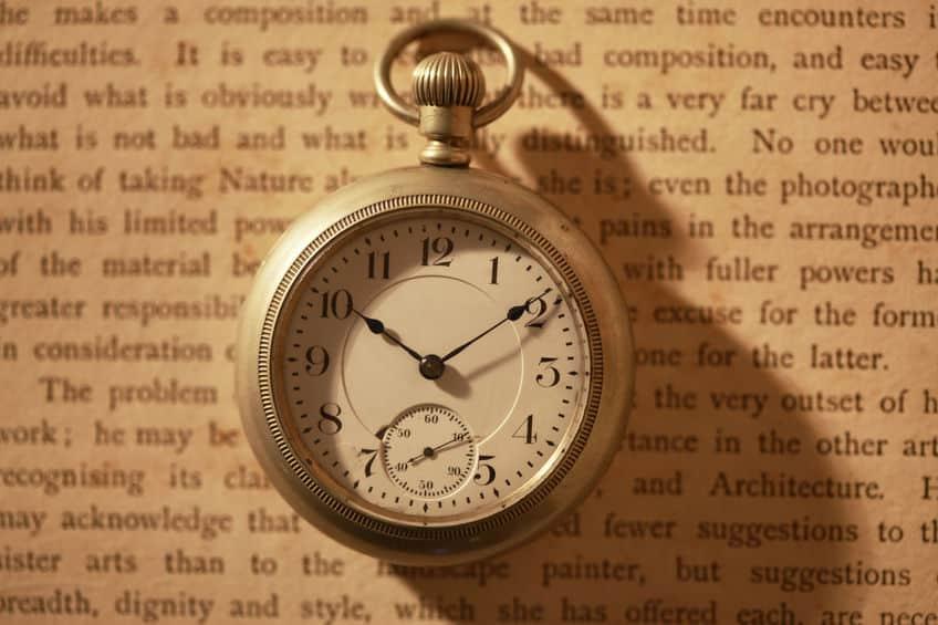 時計が右回りの理由は?に関する雑学