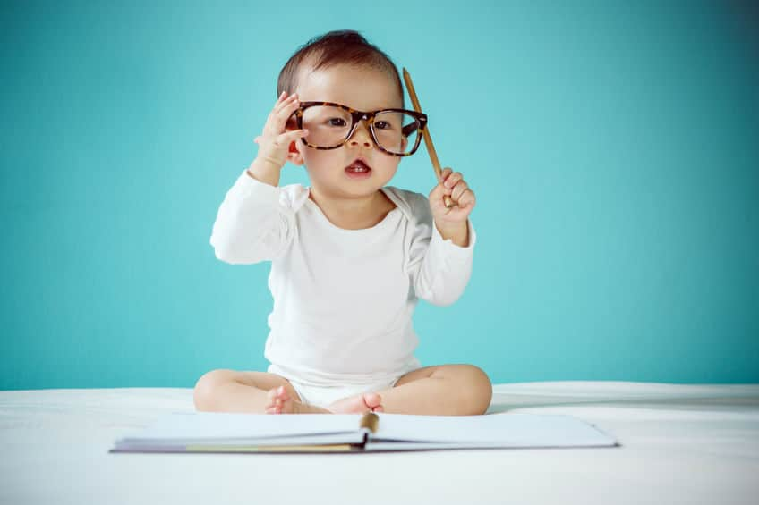 エピソードを伴った記憶というのは、赤ちゃんの脳にはちょっと難しいというトリビア