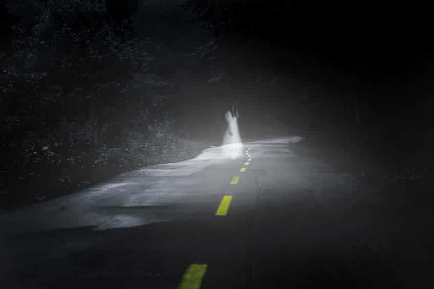 日本の幽霊に足がないのはどうしてか?に関する雑学