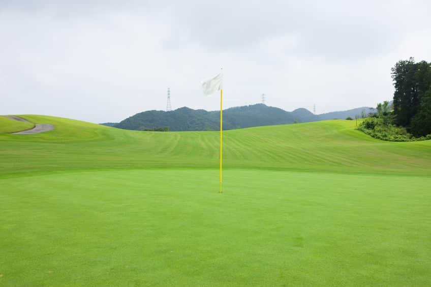 日本のゴルフ場の総面積は住居の総面積とほぼ同じということに関する雑学