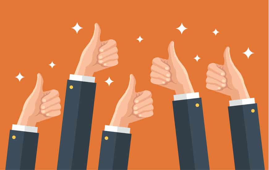 親指を立てるグッドサインはイタリアで使ってはいけないという雑学