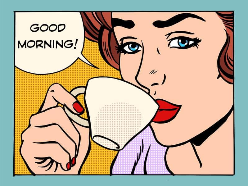 コーヒーを日常的に飲むと、がんのリスクが低くなるという雑学