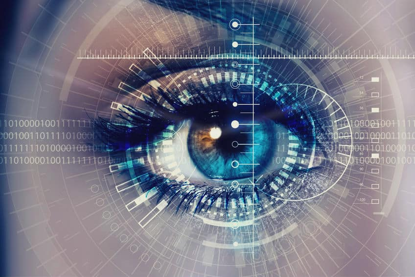 人間の目の画素数に関する雑学
