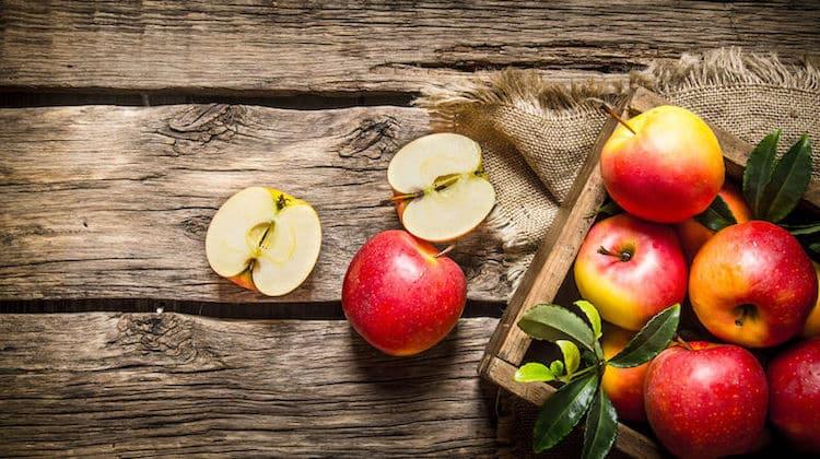皮を剥いたリンゴが変色する理由に関する雑学