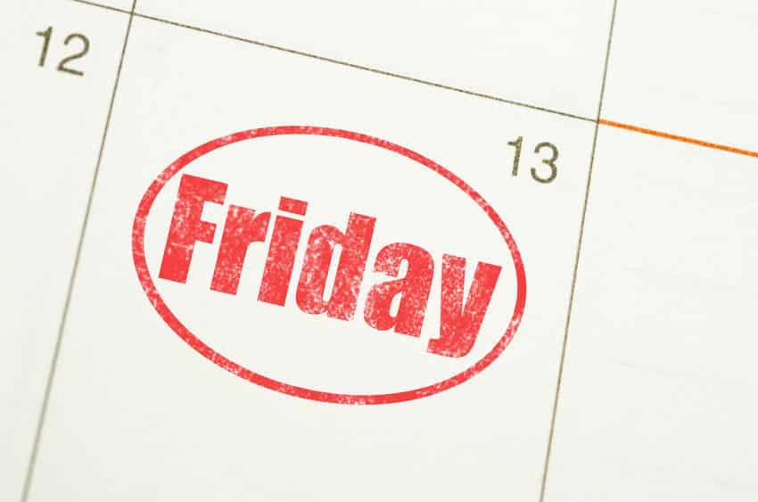 13日の金曜日が不吉と言われる理由に関する雑学