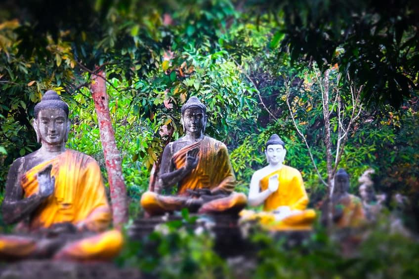 仏像にはランクがあるという雑学