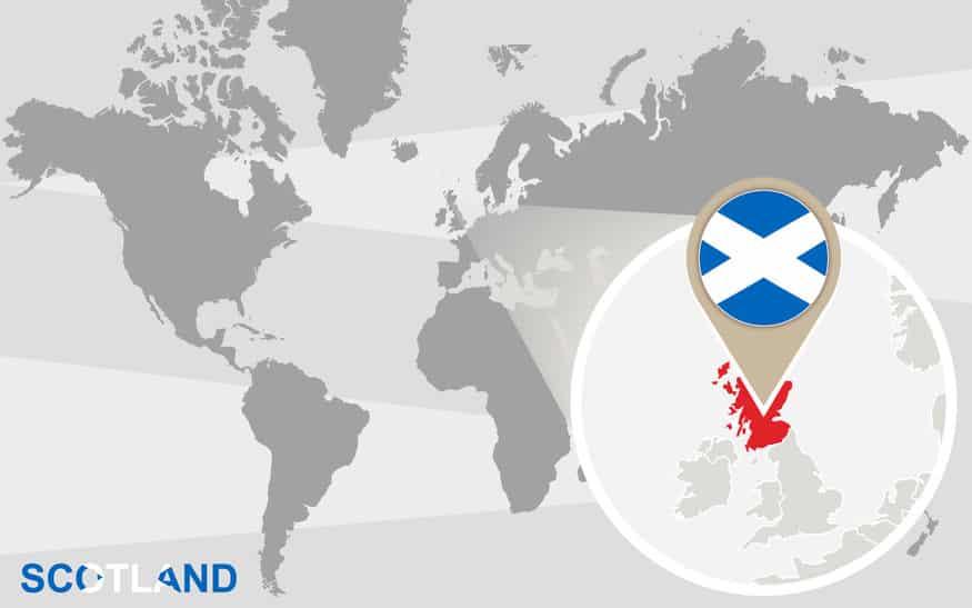 「ホタルの光」はスコットランドの民謡だったという雑学