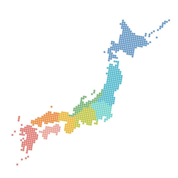 日本で地震が多い理由は4枚のプレートに覆われているからというトリビア