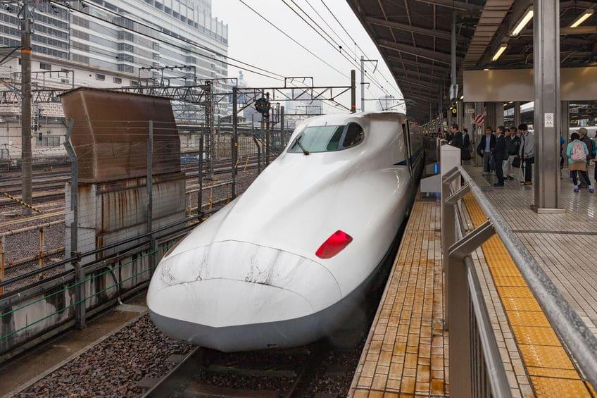 「東海道新幹線のおしごとを学ぼう」ツアーで実際に公開もされていたというトリビア