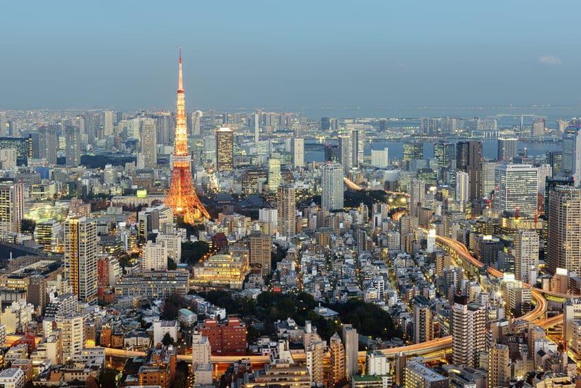 東京タワーは墓地の上に建っているに関する雑学