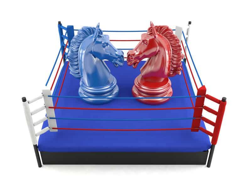 「チェス」と「ボクシング」を交互に行うスポーツがあるという雑学