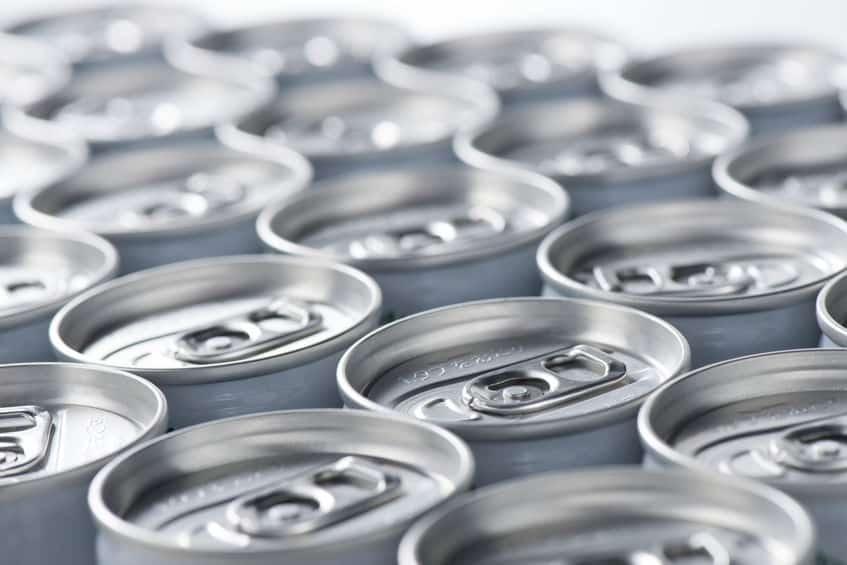 缶のプルタブの穴は、左右対称ではないことがあるという雑学