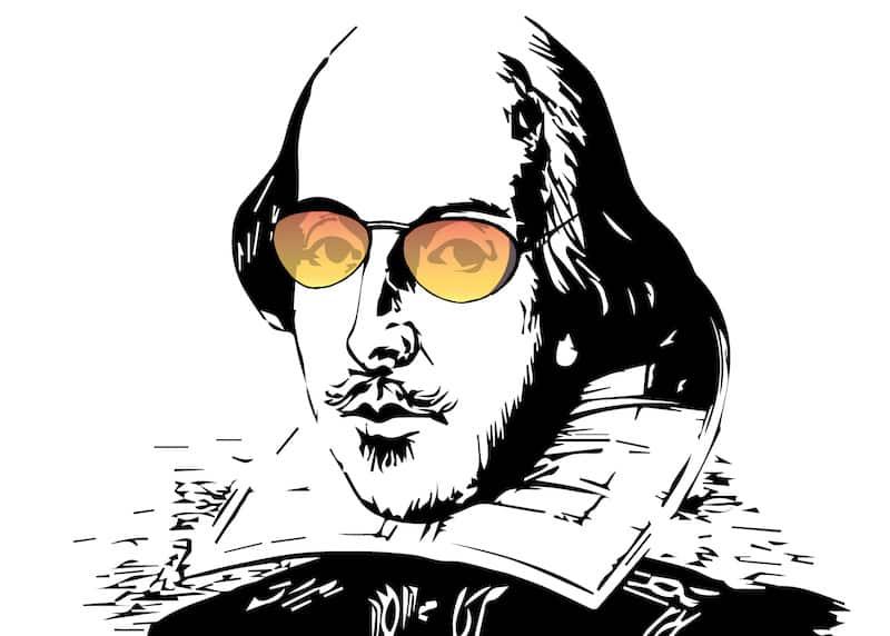 シェイクスピアのサインは毎回違ったという雑学