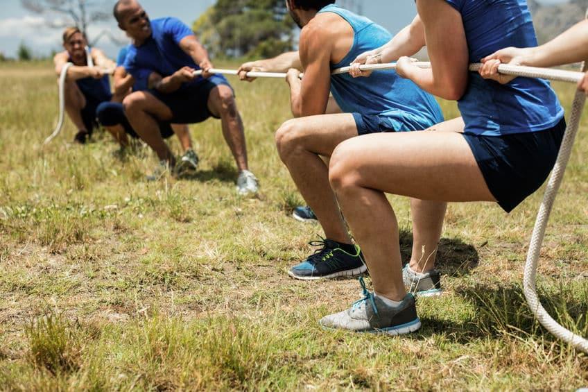 「綱引き」は元々オリンピック陸上競技の種目としてあったという雑学