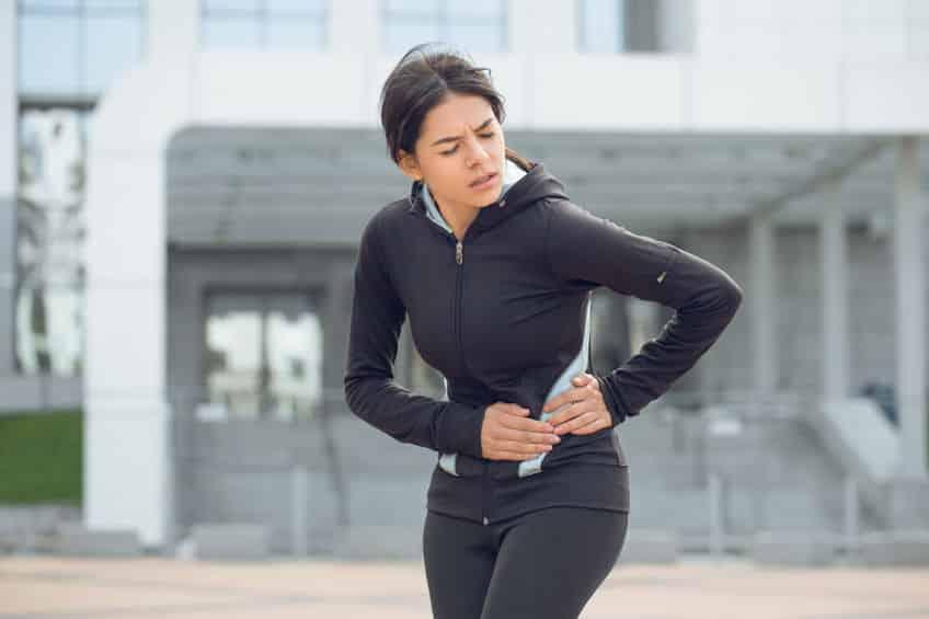 脇腹が痛くなったときの対処法に関する雑学