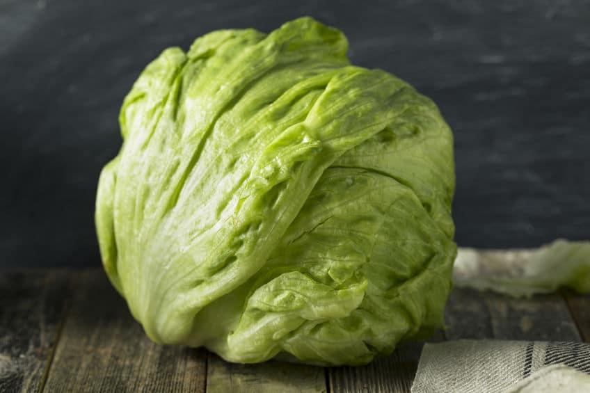 レタス1個分の食物繊維はゴボウの3分の1についてのトリビア