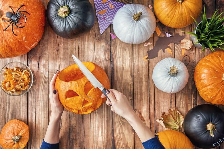 ハロウィンのかぼちゃは魔除けアイテムについてのトリビア