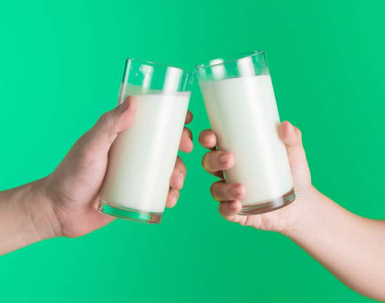 牛乳にはどんな成分が含まれている?についてのトリビア