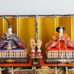 ひな人形は結婚式の場面を表したものという雑学