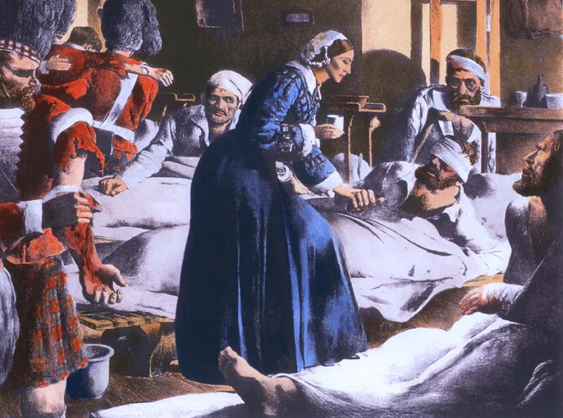 意外…!ナイチンゲールが看護師をしていたのは2年間のみというトリビアまとめ