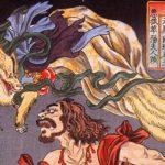 九尾の狐は退治されたあと石になったという伝説に関する雑学