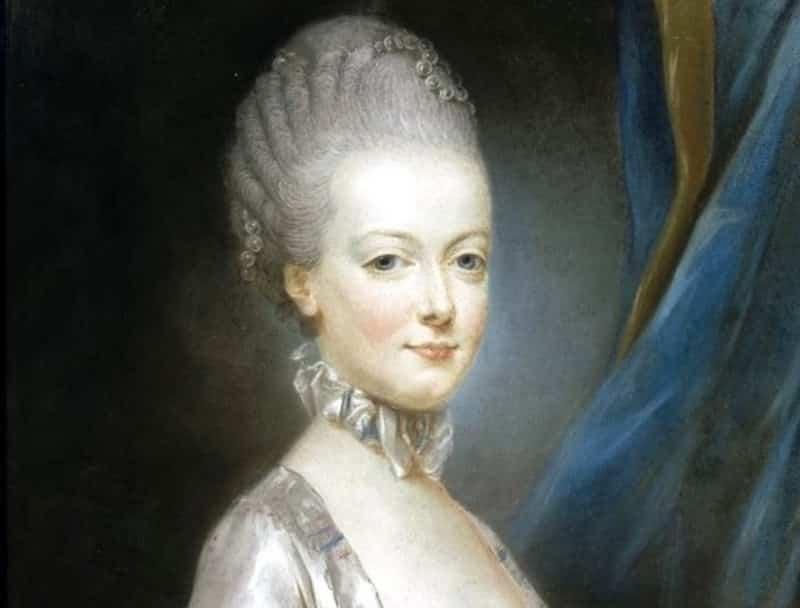 髪でもマリー・アントワネットは革命を起こした