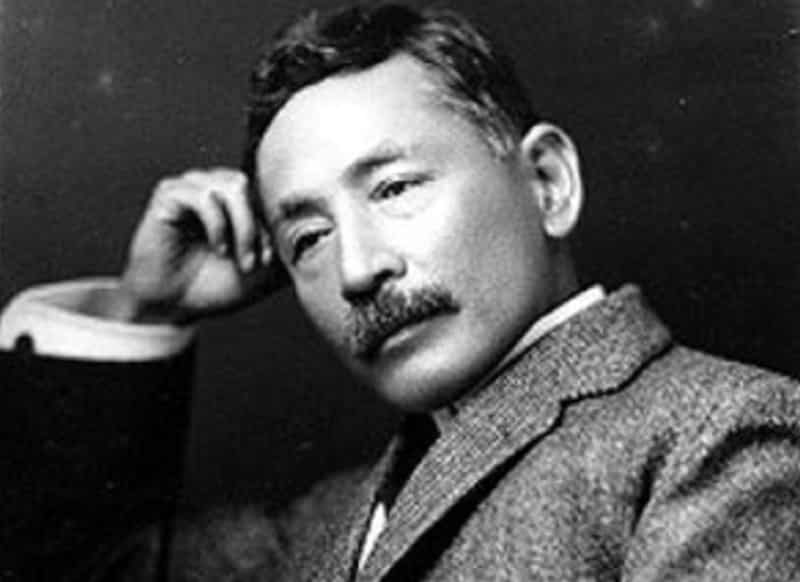 夏目漱石は死ぬ瞬間、水をかけられたに関する雑学