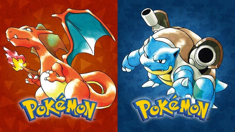 初代ポケモンの2色、日本とアメリカでは別の色が選ばれた。についてのトリビア
