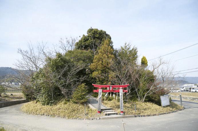 「自然の山」は弁天山が低さ日本一!についてのトリビア